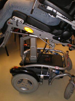 photo du chassis du nemo
