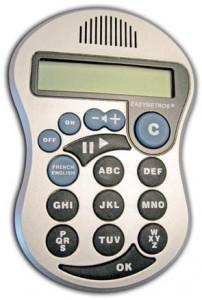 Image : Easymetros vu de face en fonctionnement