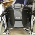 Le kit Jay, conçu aux Etats-Unis, est un kit de positionnement composé d'un dossier Jay 3 et d'une assise Jay qui correspond à un coussin de prévention. Il peut être installé sur tout fauteuil roulant manuel pliant uniquement et ainsi remplacer le dossier initial devenu inutile.  Essai réalisé le 23/09/2008