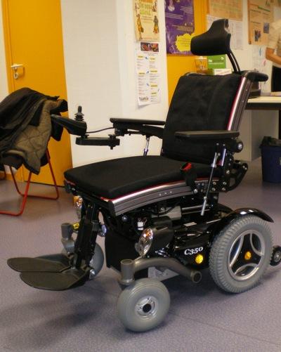 Fauteuil Roulant électrique C TS Fabriqué Par Permobil - Prix d un fauteuil roulant Électrique