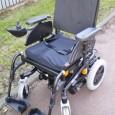 Le fauteuil BORA est un nouveau modèle proposé par Invacare. Il présente la particularité d'être démontable. Il va remplacer le Mistral qui ne sera plus commercialisé.