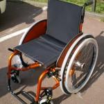 fauteuil roulant manuel 224 ch 226 ssis pliant evolution activa compact de vassilli