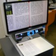 Le VOCATEX est une loupe de lecture. C'est en fait une combinaison d'un télé-agrandisseur et d'un appareil de lecture. Un produit révolutionnaire ?