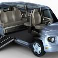 Humvee a annoncé la production en série dès en octobre 2010. d'un van accessible aux fauteuils roulants, nommé MV-1