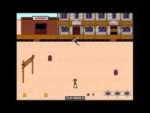 Capture d'écran de gunfigter
