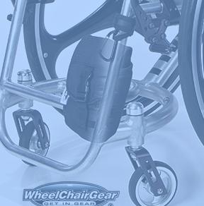 Photo du no grip-clip installé sur un fauteuil
