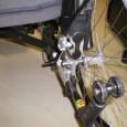 Le NETTI SVIBB, Active et Recline, est un fauteuil multi-fonctionnel pliable fabriqué par ALU-REHAB et importé par Euréka Medical.