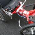 Le BOMA est un véhicule tout-terrain prévu pour les sorties extérieures pour les personnes à mobilité réduite telles (paraplégiques ou tétraplégiques).
