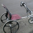 Le BERKEL BIKE est un tricycle.