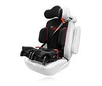Le siège-auto Zitzi fabriqué par la société suédoise Anatomic Sitt n'est plus commercialisé par la Société CREE mais par la société OrthopediX.