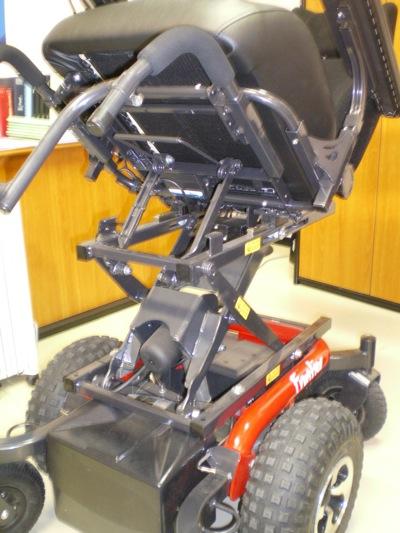 Voici le 6 Roues de Magic Mobility. A noter que certaines caractéristiques techniques sont communes à celles du Extreme X8 du même fabricant et que nous avons déjà présenté.