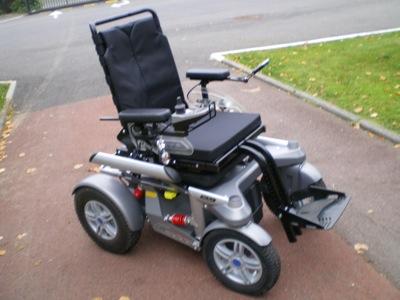 Nous avions déjà évoqué ce modèle. Le C2000 a été officiellement présenté sur le salon Autonomic 2010.
