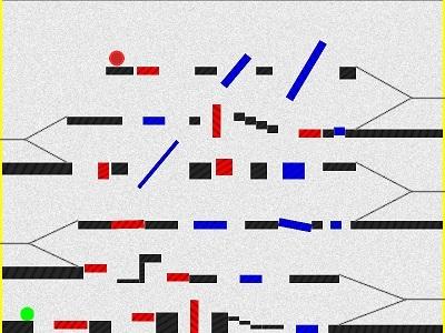 Un jeu vidéo original qui fait appel à la coordination perceptive (coordination oculo-manuelle) et aux repères dans l'espace avec la souris