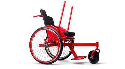 Le LFG  (Levereaged Freedom Chair) est est un fauteuil roulant tout terrain destiné au pays en voie de développement à la construction et l'entretien bon marché.