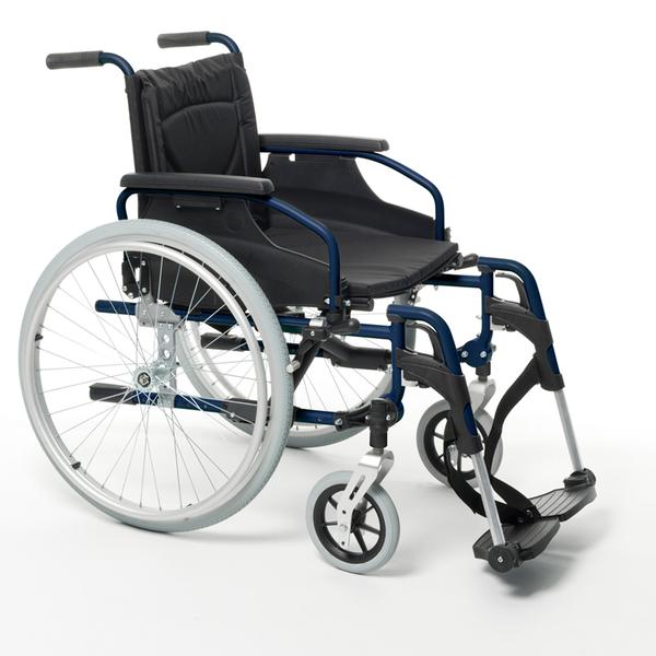 le fauteuil roulant manuel v300 fabriqu par vermeiren. Black Bedroom Furniture Sets. Home Design Ideas