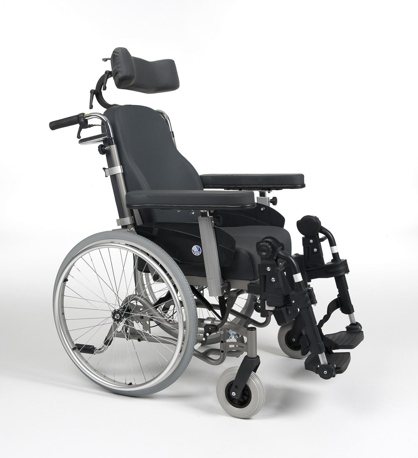 le fauteuil roulant de confort inovys 2. Black Bedroom Furniture Sets. Home Design Ideas