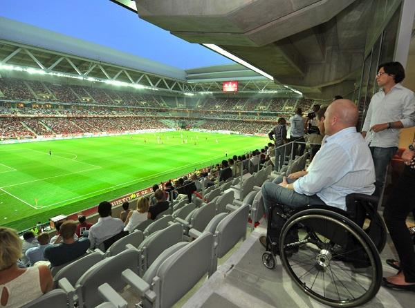 L accessibilit du stade pierre mauroy - Stade de france place vip ...