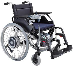 Le Système De Propulsion SOLO - Prix d un fauteuil roulant Électrique