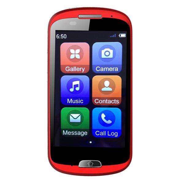 Easy smartphone