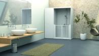 Divers modèles de sièges de douche, de barres d'appui, de receveur de douche, de parois et également une cuisine adaptée.
