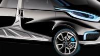 Prototype présenté au mondial de l'automobile 2014, équipé du système Drive-By-Wire