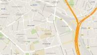 Application GPS permettant de calculer les itinéraires accessibles.