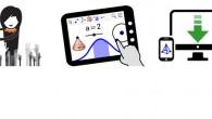 GéoGébra est une application Opensource, gratuite, de géométrie. Elle devient très largement utilisée dans un bon nombre d'universités mais également auprès d'élèves en difficultés dans les écoles.