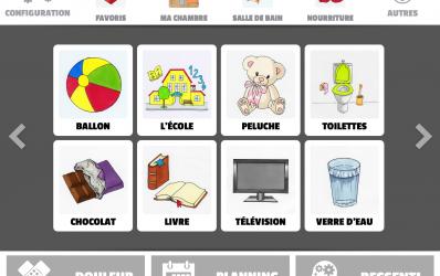 Disponible sur l'App Store et plus récemment sur le Play Store d'Androïd, cette application se veut un outil pédagogique pour les parents et les soignants. Elle est destinée aux enfants […]