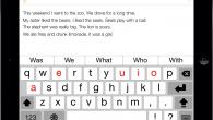 Keeble est un clavier virtuel destiné à remplacer le clavier par défaut de l'IPad. Développé par Assistiveware, il est maintenant disponible en français. De nombreuses fonctions d'accessibilité sont présentes : […]