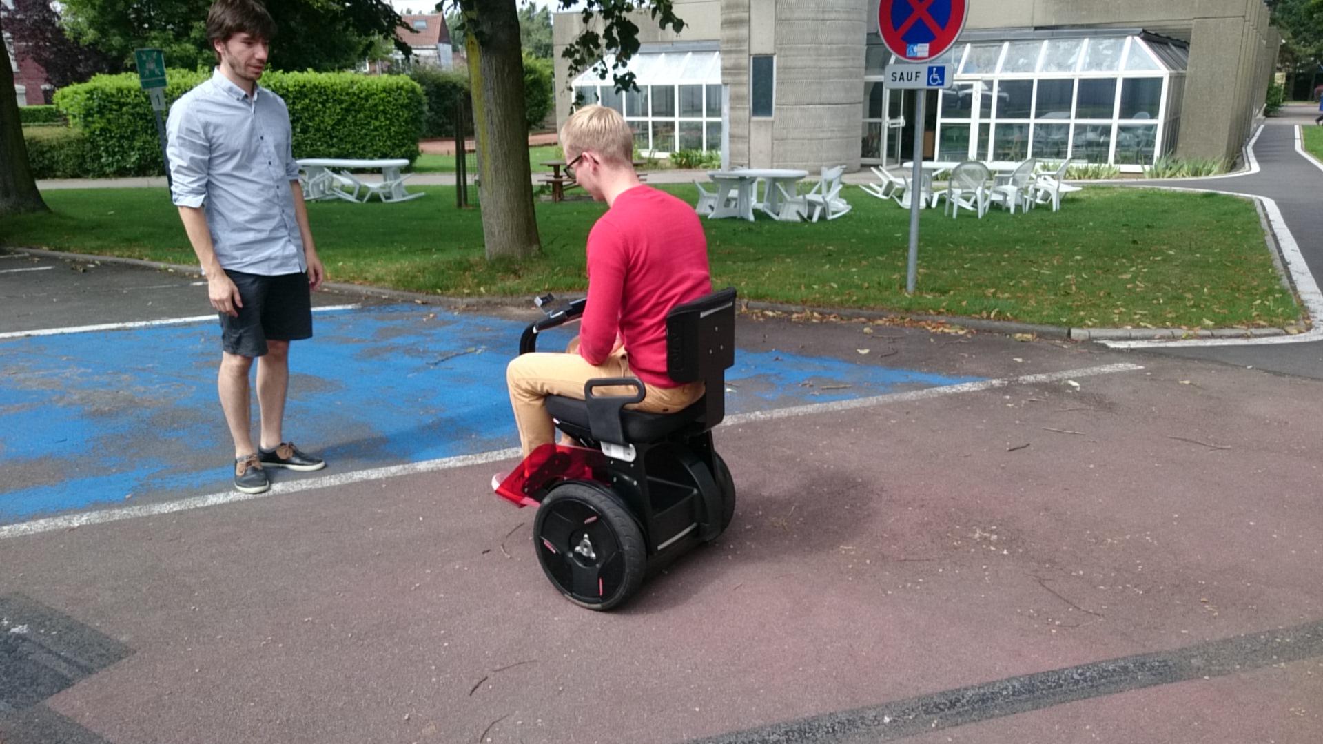 Le Nino Le Fauteuil Roulant De Demain - Prix d un fauteuil roulant Électrique