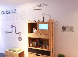 smart home cellier
