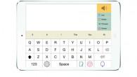 Application CAA (Communication Alternative et Améliorée) avec synthèse vocale disponible uniquement sur iPad et iPhone.