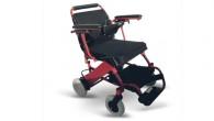 La société Ergo Concept nous a présenté leur fauteuil nommé ERGO 07L, vu à Autonomic Lille 2015. Il s'agit d'un fauteuil roulant électrique, pliable et remboursé intégralement par la sécurité sociale.
