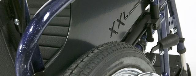 Dans cet article, nous vous présentons la gamme XXL de chez Vermeiren.