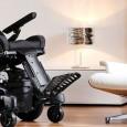 Dans la gamme des produits JIVE, le M² Sedeo Ergo est un fauteuil roulant électrique à 6 roues d'utilisation mixte avec une prévalue pour l'extérieur.