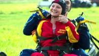 Organisé par la Fédération Française de Parachutisme, voici la première compétition internationale de parachutisme dédiée aux personnes en situation de handicap.