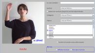Ce logiciel est une aide à l'apprentissage de la Langue des Signes Française (LSF). Disponible via un clé USB, il comprend à ce jour plus de 4000 mots et expressions. […]