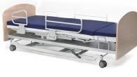 RotoCare et RotoFlex sont des lits médicalisés disposant d'une fonction innovante et rotative du sommier, manuelle ou électrique
