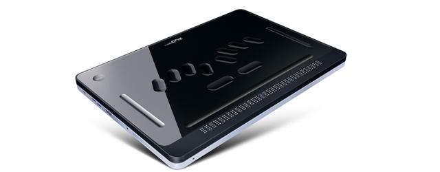 Sous le système d'exploitation Windows 10 Home 64 bits, l'InsideOne est une tablette tactile PC …