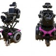 Le Twist T4 2x2 Junior Xpanda est un fauteuil roulant électrique évolutif, à 4 roues, pour enfants.