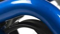 Le V500 est un fauteuil roulant manuel léger et pliable par un système de croisillon.