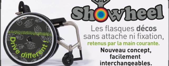 Showheel est une société proposant de personnaliser votre fauteuil roulant manuel selon vos goûts et vos couleurs grâce à un choix important de flasques. Que ce soit des flasques prédéfinies […]