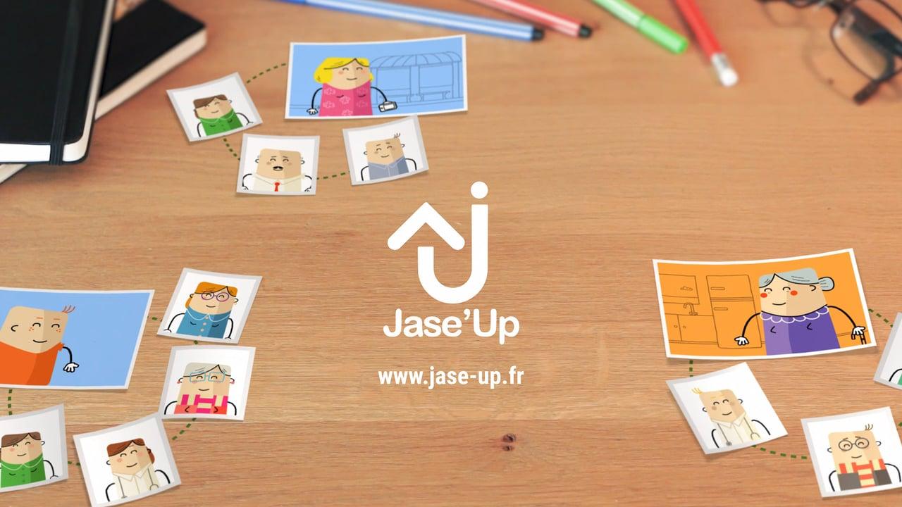 Jase up