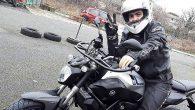 Seb, un jeune homme né avec un bras en moins a toujours voulu rouler à moto …