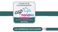 L'association a lancé le 20 juin dernier la certification Cap'Handéo services et établissements autisme.Le but étant d'améliorer la qualité de l'accompagnement des enfants, adolescents et adultes autistes et d'aider […]