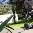 Le Joy Rider est un fauteuil roulant électrique à usage mixte