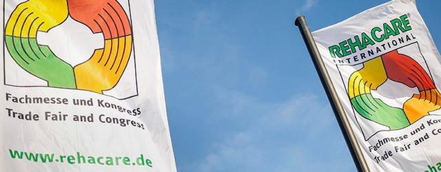 Comme chaque année, nous allons partager nos découvertes lors de la visite du salon REHACARE à Düsseldorf.
