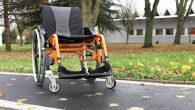 Action 5 Rigid est un fauteuil roulant manuel à châssis fixe apportant une robustesse et une stabilité lors de l'utilisation.