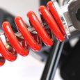 Ces suspensions sont réglables afin de s'adapter à son utilisateur et à son utilisation.