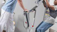 Le lève-personne verticalisateur ISA permet des transferts sécurisés que ce soit pour…